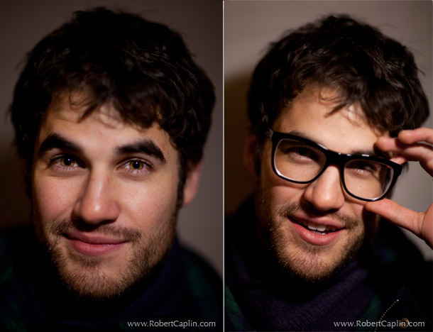 Darren Criss Photographed by Robert Caplin